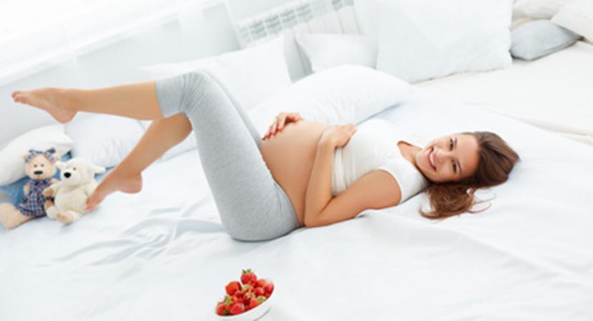 Conseils d'utilisation du wrap chez la femme enceinte